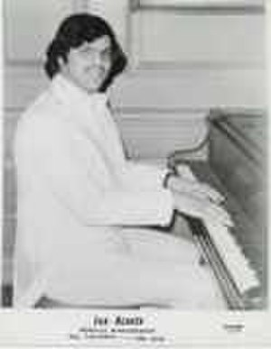 Joe Acosta - Image: Joe Acosta plays the piano