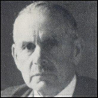 Belfast Blitz - John Miller Andrews Prime Minister of Northern Ireland. HMSO image