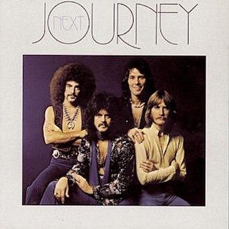 Next (Journey album) - Image: Journey Next