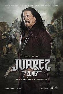 Resultado de imagem para juarez 2045  movie