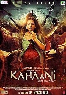 <i>Kahaani</i> 2012 film by Sujoy Ghosh