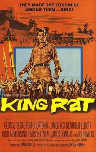 King Rat (film) - Theatrical release poster