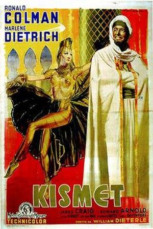 Kismet (1944 film) - Image: Kismet (1944)