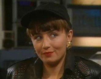 "Kristine Kochanski - Suzanne Rhatigan as ""Kochanski Camille"""