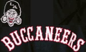 Los Angeles Buccaneers - Image: LA Buccaneers 26