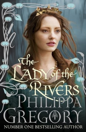 The Lady of the Rivers - First UK edition cover
