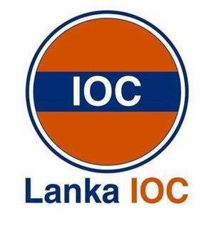 Lanka IOC - Image: Lanka IOC logo
