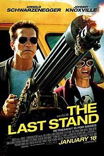<i>The Last Stand</i> (2013 film)