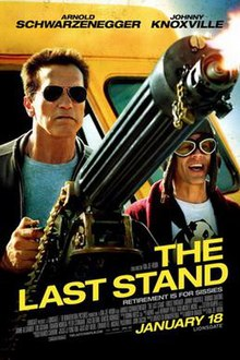 The Last Stand (2013 film) - Wikipedia
