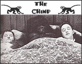 The Chimp (1932 film) - Promotional shot for The Chimp
