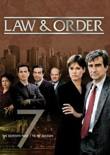 <i>Law & Order</i> (season 7)