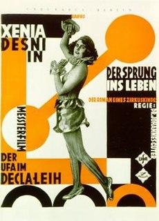 <i>Leap Into Life</i> 1924 film