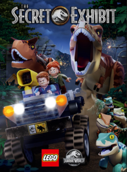 Lego Jurassic World The Secret Exhibit Wikipedia
