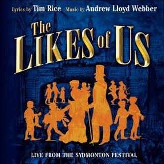 The Likes of Us - Original cast recording