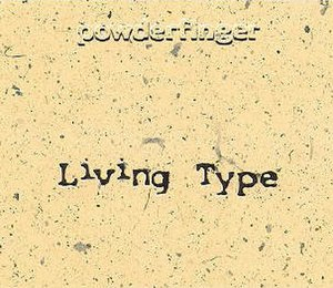 Living Type - Image: Livingtype front