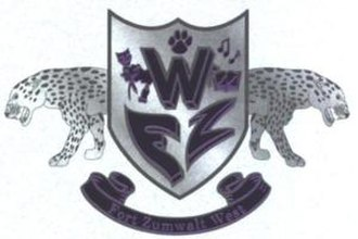 Fort Zumwalt West High School - Image: Logo of the Fort Zumwalt High School