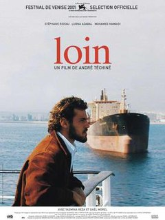 2001 film by André Téchiné