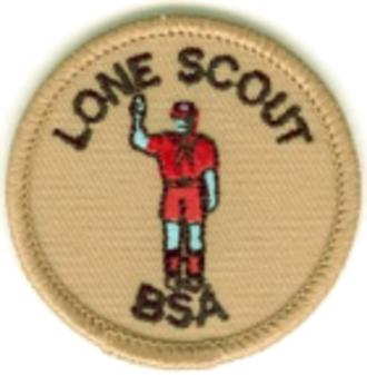 Boy Scouting (Boy Scouts of America) - Lone Scout logo