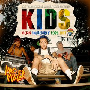 K.I.D.S. (album) - Image: Mac Miller K.I.D.S. cover art