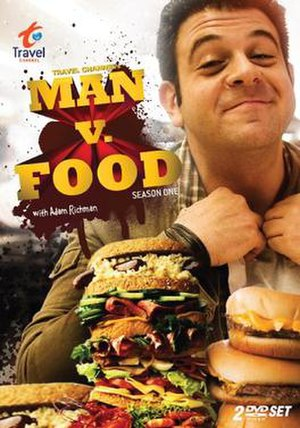 Man v. Food (season 1)