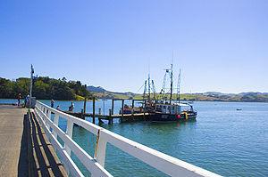 Taipa-Mangonui - Image: Mangonui Harbour n
