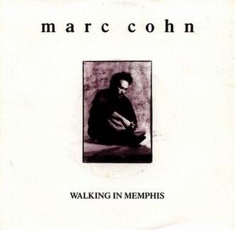 Walking in Memphis - Image: Marccohnwalking