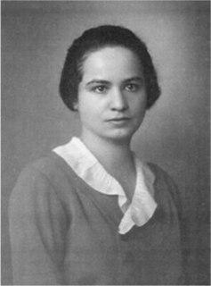 Marietta Blau Austrian nuclear physicist