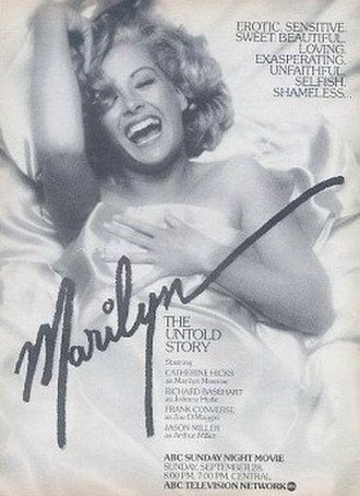 Marilyn: The Untold Story - Image: Marilyn The Untold Story