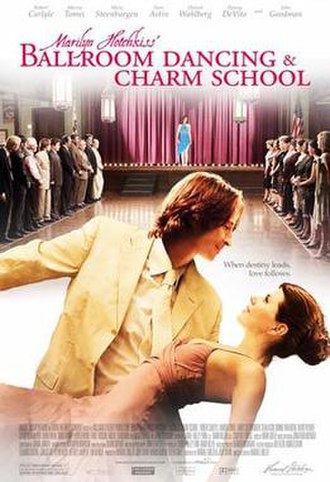 Marilyn Hotchkiss' Ballroom Dancing and Charm School - Theatrical release poster