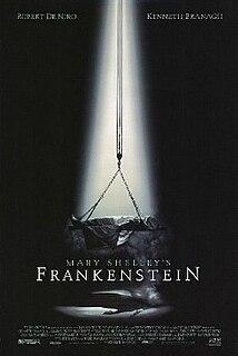 <i>Mary Shelleys Frankenstein</i> (film) 1994 horror film directed by Kenneth Branagh