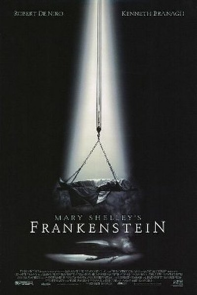 Picture of a movie: Mary Shelley's Frankenstein