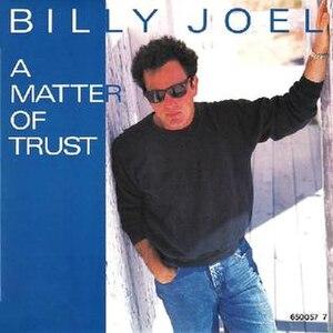 A Matter of Trust - Image: Matterof Trust