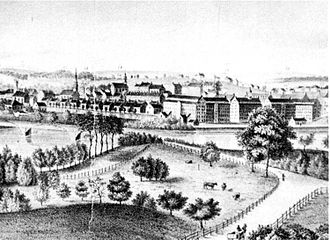 John Amory Lowell - Image: Merrimack Manufacturing Company