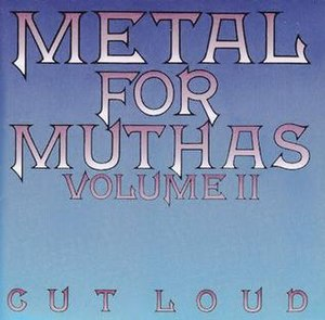 Metal for Muthas - Image: Metal For Muthas 2