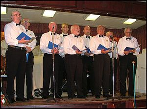 The MICE Singers