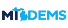 Michigan Democratic Party logo