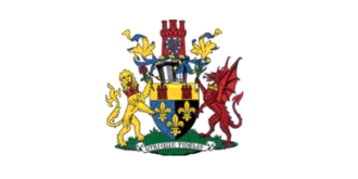 Flag of Monmouthshire - Flag used by Monmouthshire Council