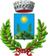 Coat of arms of Montefelcino