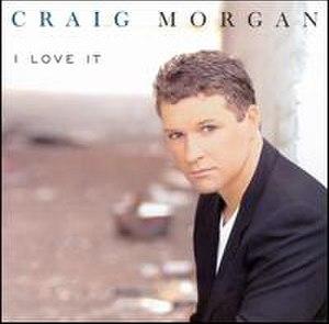 I Love It (album) - Image: Morganlove