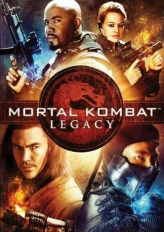 Mortal Kombat: Legacy - Image: Mortal Kombat Legacy