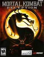 Picture of a game: Mortal Kombat: Unchained