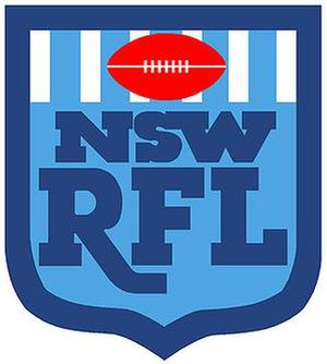 New South Wales Rugby League - Logo of the NSWRFL.