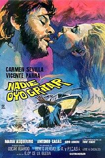 <i>Nadie oyó gritar</i> 1973 Spanish film directed by Eloy de la Iglesia