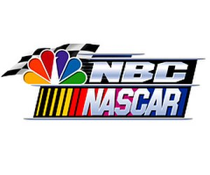 NASCAR on NBC - Second NASCAR on NBC logo from November 12, 2000 to November 19, 2006