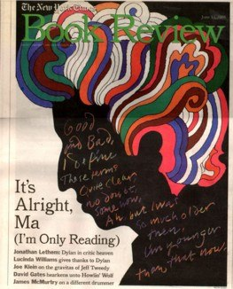 New York Times Book Review cover June 13 2004