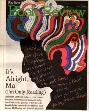 The New York Times Book Review - Cover from June 13, 2004
