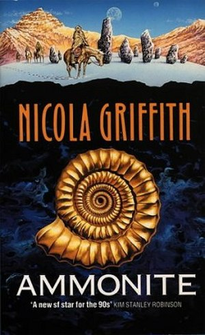 Ammonite (novel) - Image: Nicola Griffith Ammonite