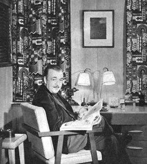 Norman Brokenshire - Norman Brokenshire in 1953