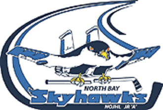 Hearst Lumberjacks - Image: North Bay Skyhawks
