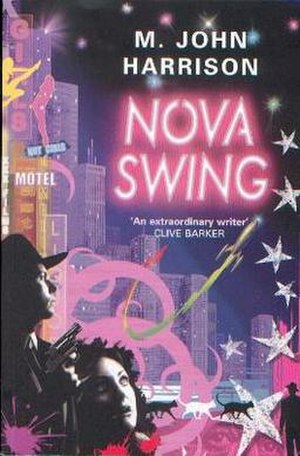 Nova Swing - First UK edition cover
